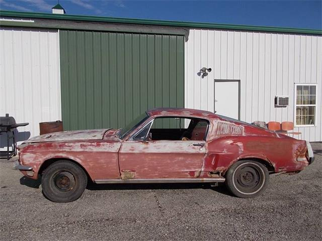 1968 Ford Mustang | 928246