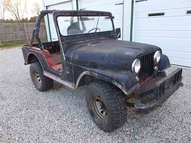 1957 Willys Jeep | 928247