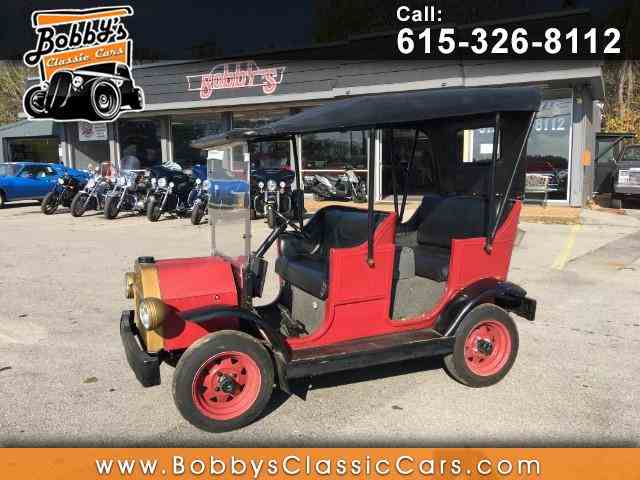 1986 Unspecified Golf Cart | 920826