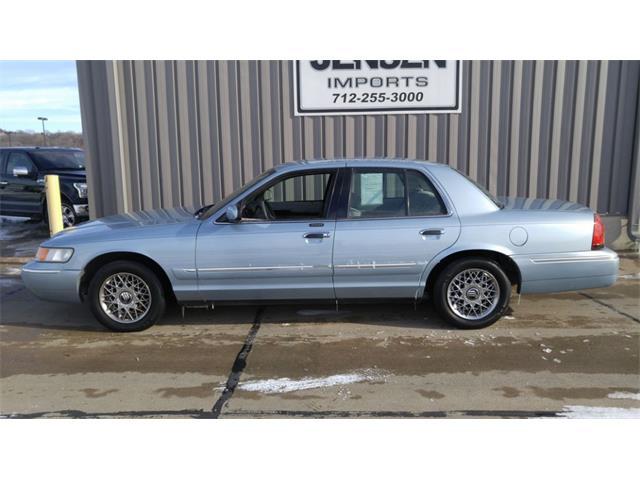 2002 Mercury Grand Marquis   928263