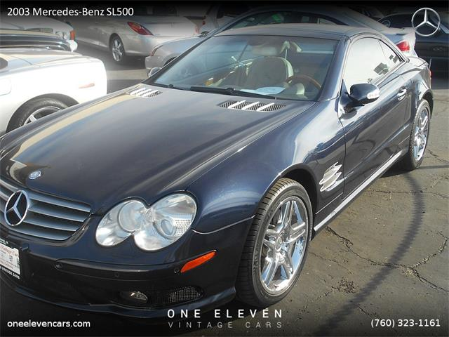 2003 Mercedes-Benz SL500 | 928268