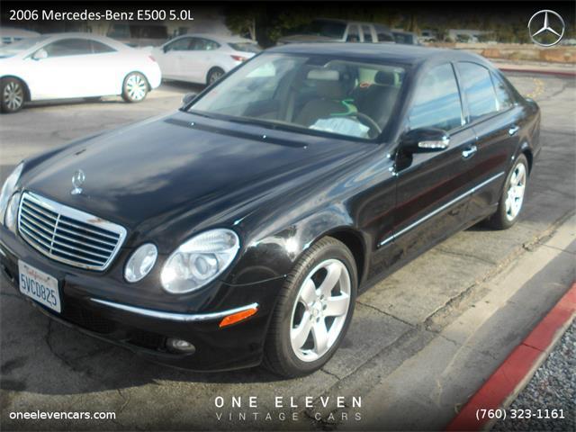 2006 Mercedes-Benz E500 5.0L | 928269