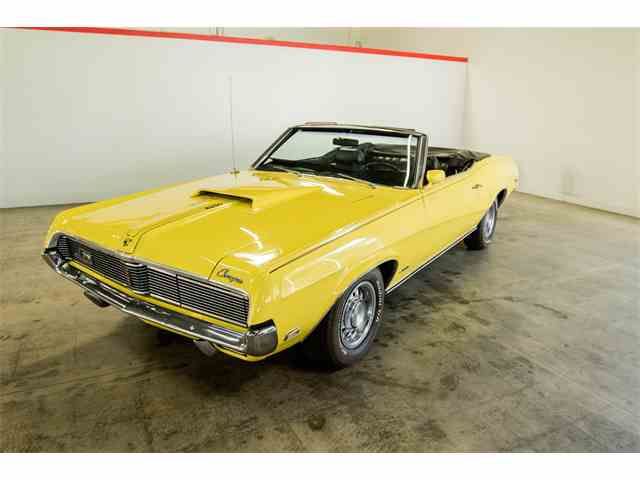 1969 Mercury Cougar | 928274