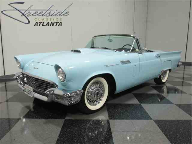 1957 Ford Thunderbird | 928275