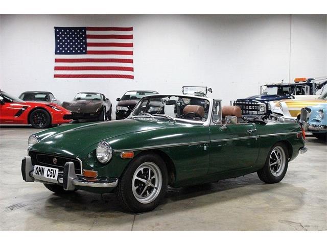1972 MG MGB | 928278