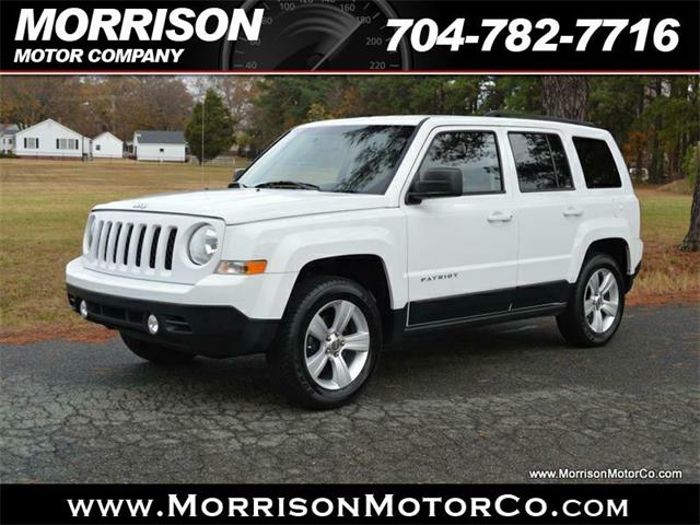 2014 Jeep Patriot | 928284