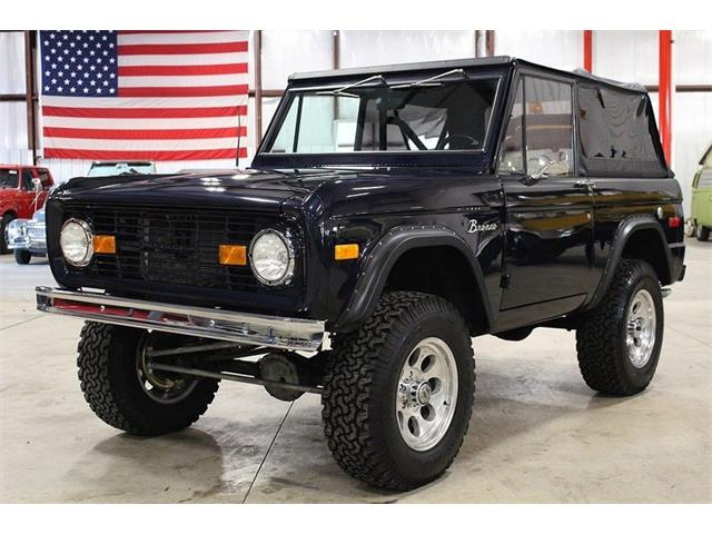 1971 Ford Bronco | 928288