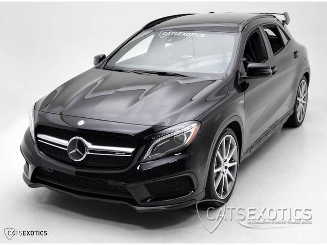 2015 Mercedes-Benz GLA45 | 928299