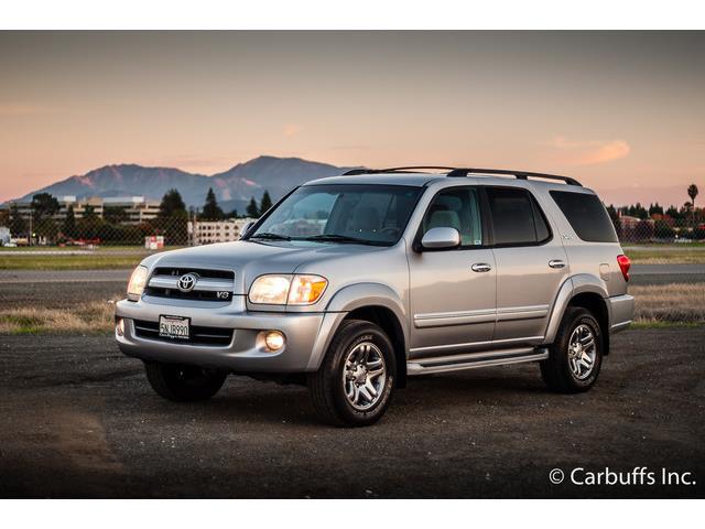 2005 Toyota Sequoia | 920830