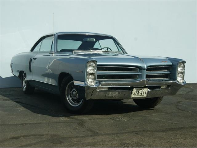 1966 Pontiac 2-Dr Coupe | 928300