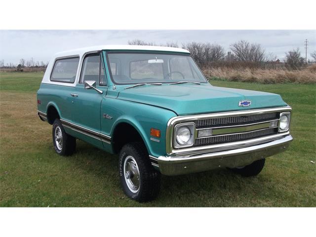 1970 Chevrolet Blazer | 928311