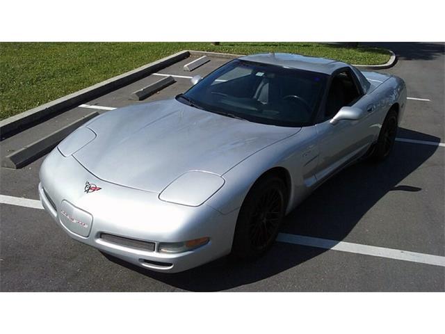 2002 Chevrolet Corvette Z06 | 928313