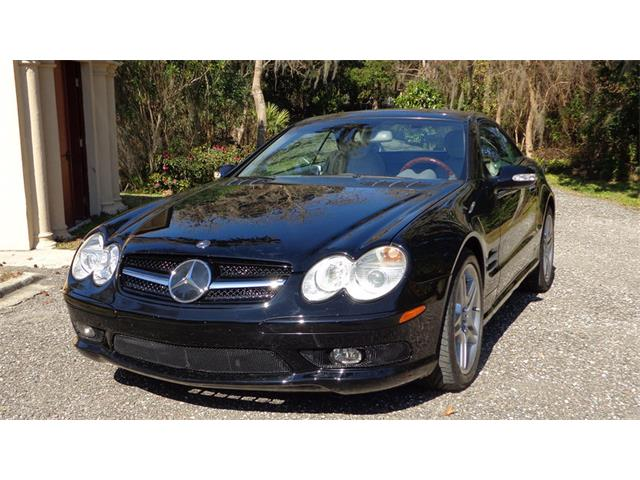 2003 Mercedes-Benz SL500 | 928314
