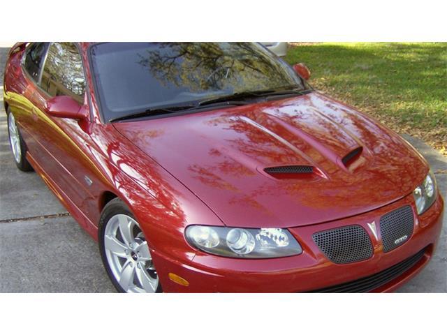 2006 Pontiac GTO | 928315