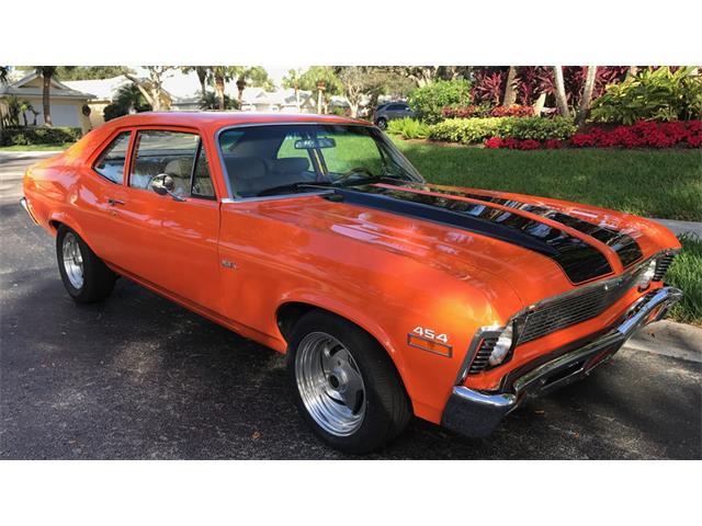 1971 Chevrolet Nova   928316
