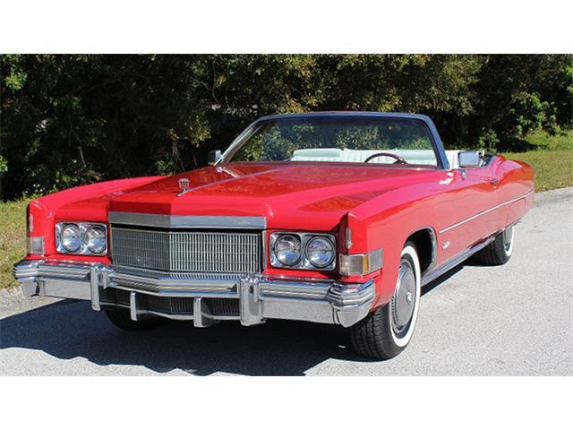 1974 Cadillac Eldorado | 928317