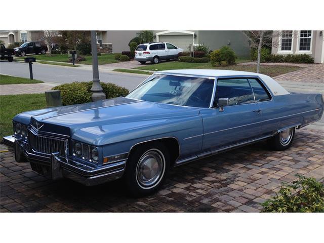 1973 Cadillac DeVille | 928318