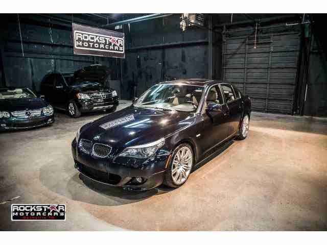 2008 BMW 5 Series | 920832