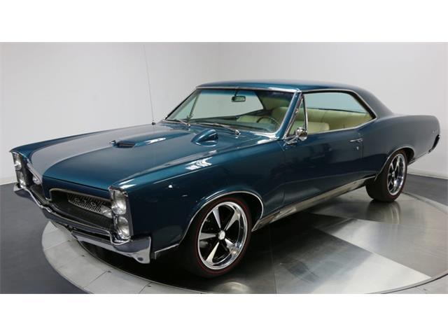 1967 Pontiac GTO | 928323