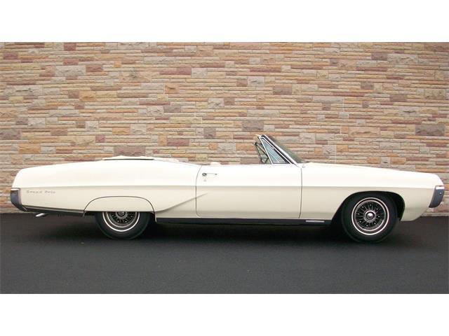 1967 Pontiac Grand Prix | 928326