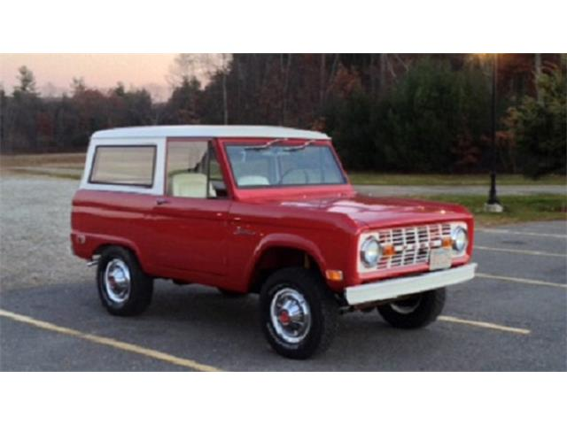 1969 Ford Bronco | 928329