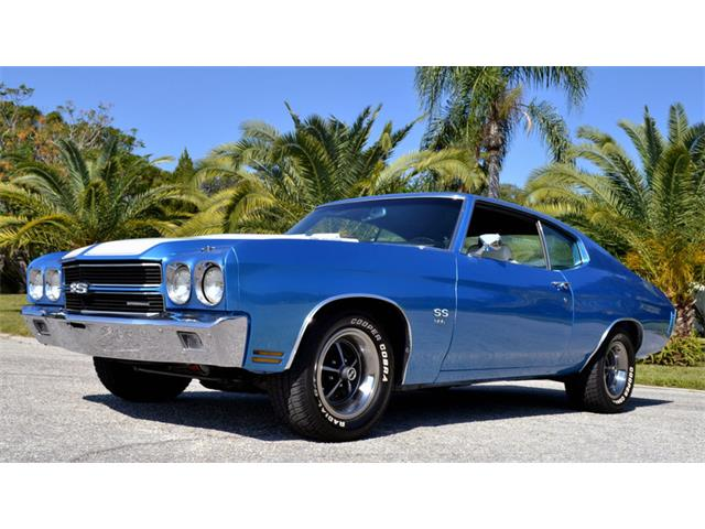 1970 Chevrolet Chevelle | 928333