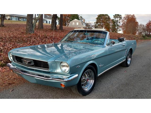 1966 Ford Mustang | 928334