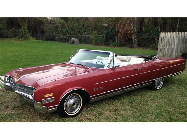 1966 Oldsmobile 98 | 928340
