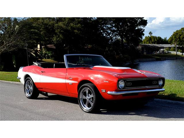 1968 Chevrolet Camaro | 928341