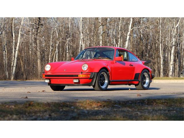 1977 Porsche 930 Turbo | 928345