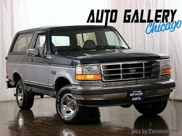 1995 Ford Bronco | 928348