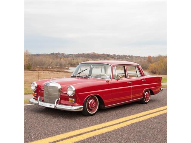 1965 Mercedes Benz 190C | 928351