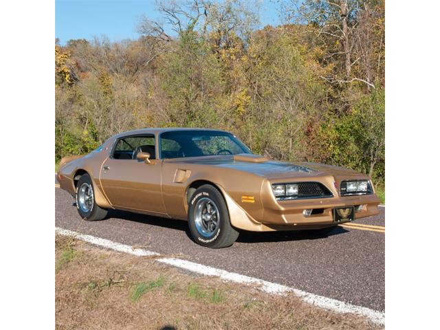 1978 Pontiac Firebird Trans Am | 928352