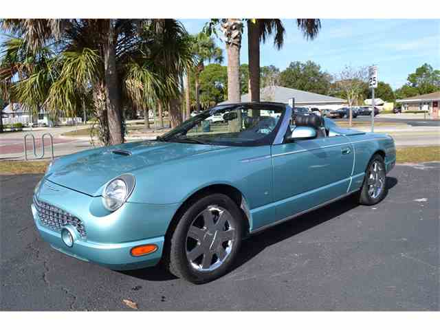 2002 Ford Thunderbird | 928364