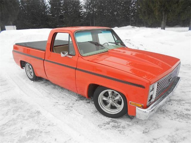 1974 Chevrolet C/K 10 | 928367