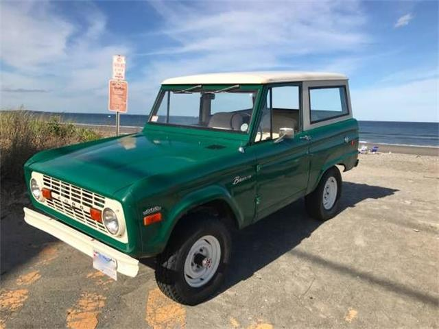 1970 Ford Bronco | 920837