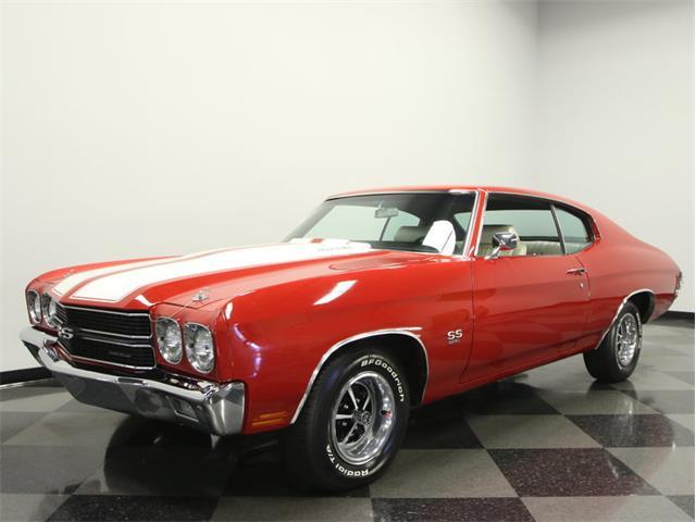1970 Chevrolet Chevelle | 928380