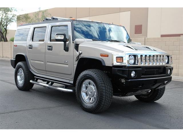 2007 Hummer H2 | 928387