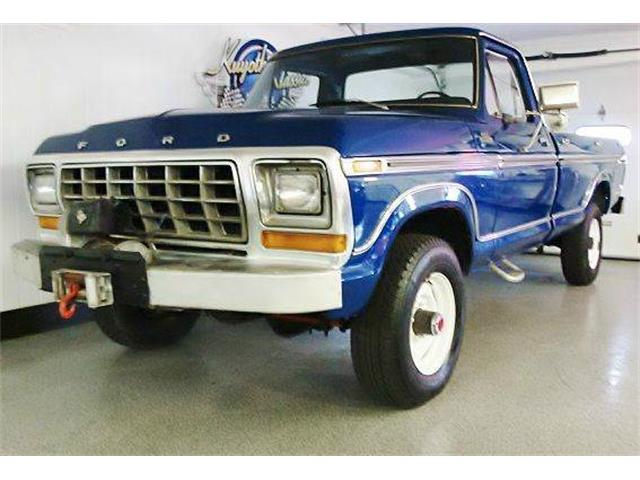1979 Ford F350 | 928389