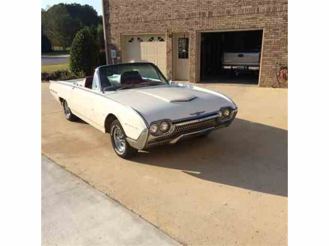 1962 Ford Thunderbird | 920839