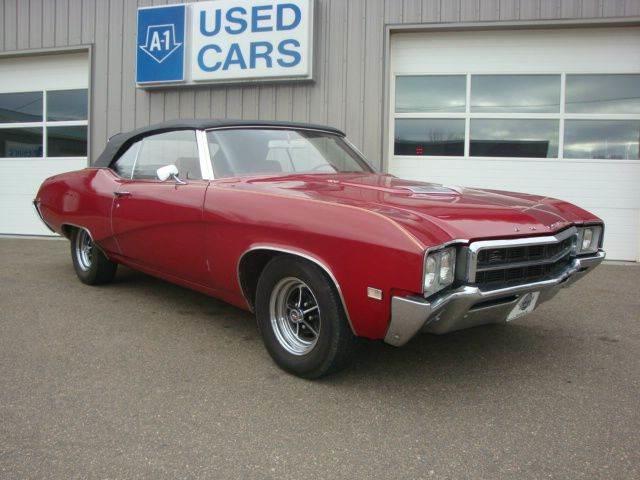 1969 Buick Skylark   928395