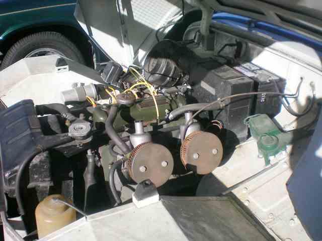 1958 Austin-Healey Sprite | 928399