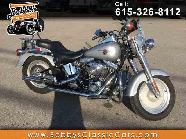 2001 Harley-Davidson Motorcycle | 920084