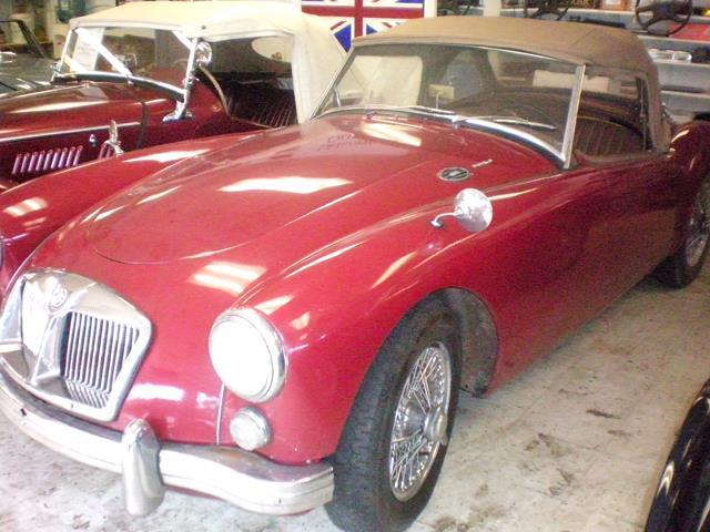 1962 MG Antique | 928402