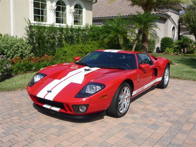 2005 Ford GT | 928413