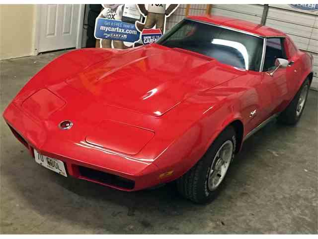 1973 Chevrolet Corvette | 928415