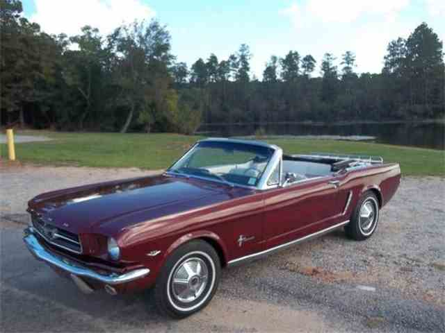 1965 Ford Mustang | 920842