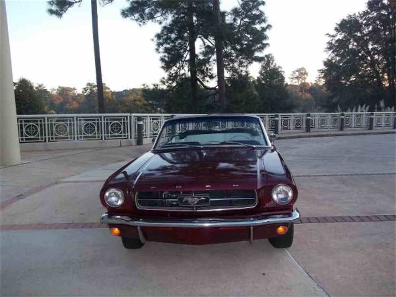 Large Picture of '65 Mustang - JQIY