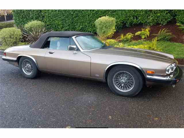 Picture of '88 XJS located in Coos Bay OREGON - $8,000.00 Offered by a Private Seller - JWDG