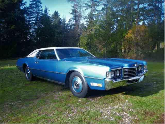 1972 Ford Thunderbird | 928422
